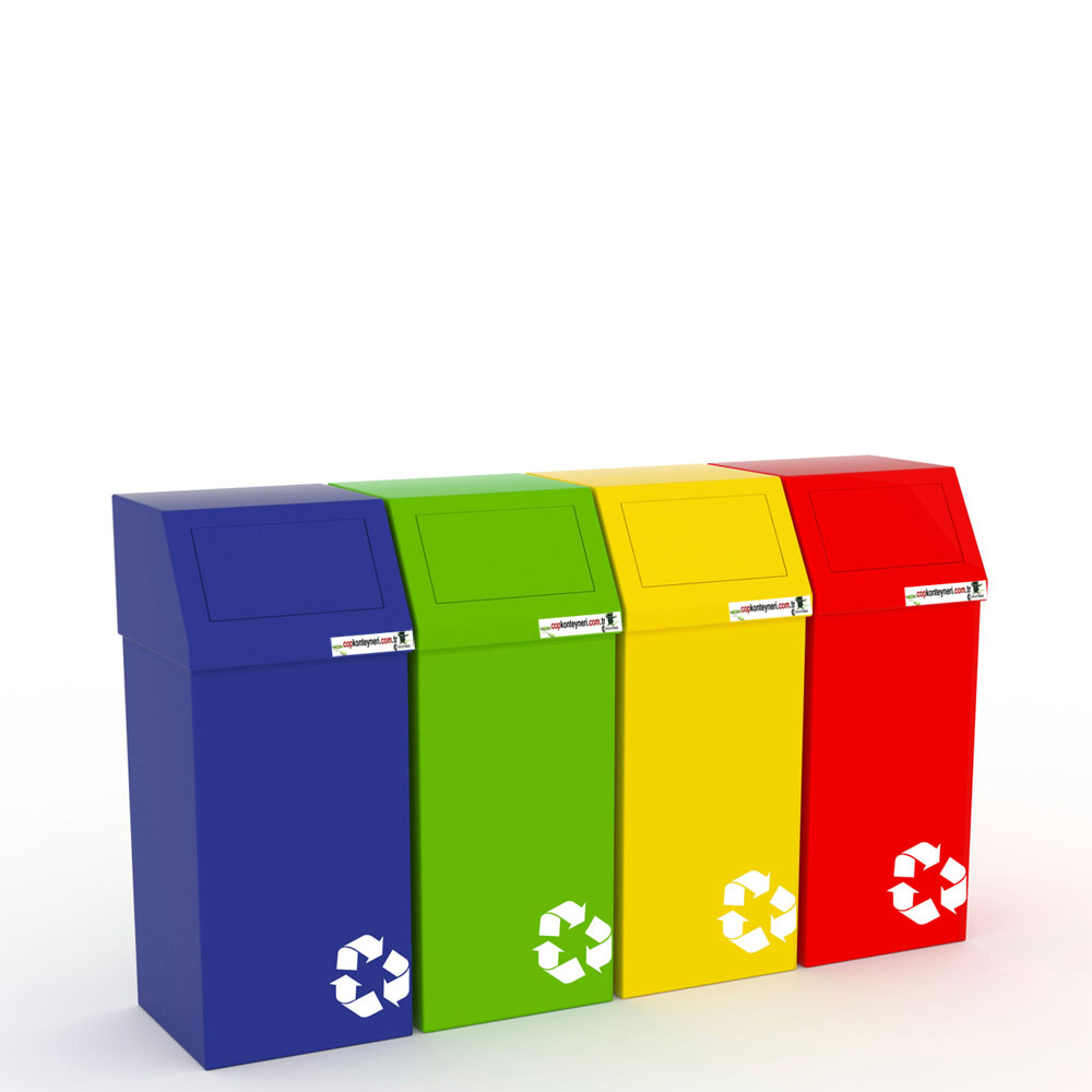 Recycle bin 4 compartments 104KB